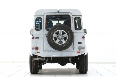STARTECH Land Rover Defender 90 Yachting Edition 10