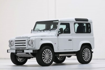 STARTECH Land Rover Defender 90 Yachting Edition 14