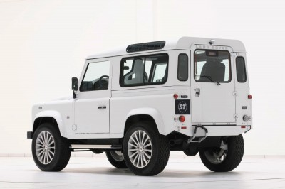 STARTECH Land Rover Defender 90 Yachting Edition 15