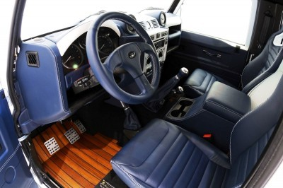 STARTECH Land Rover Defender 90 Yachting Edition 2