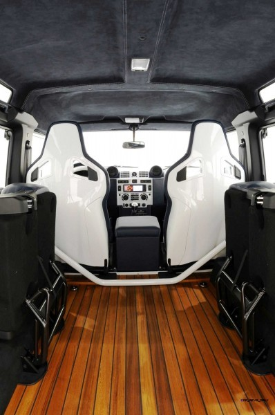 STARTECH Land Rover Defender 90 Yachting Edition 3