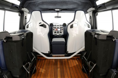STARTECH Land Rover Defender 90 Yachting Edition 4