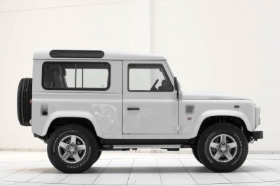 STARTECH Land Rover Defender 90 Yachting Edition 9