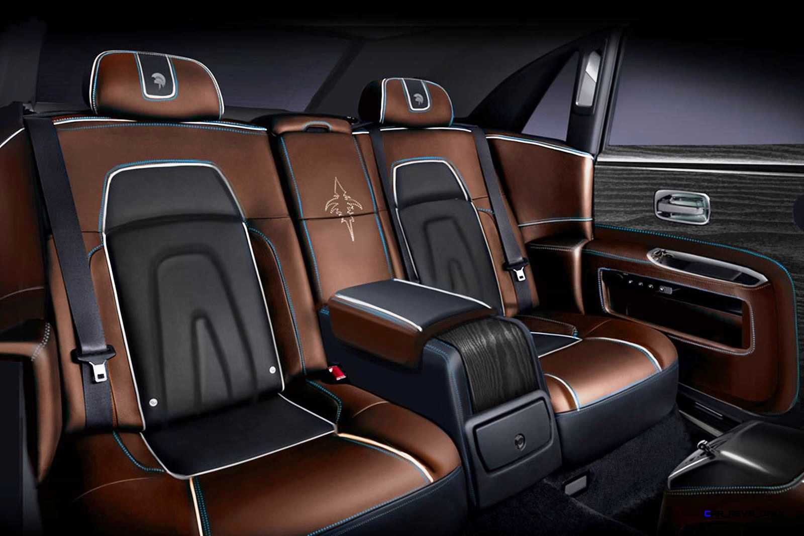 Ares Concept Rolls Royce Ghost Suv Int 2