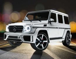 Mansory-fighter ARES DESIGN MODENA Makes #77Picadilly UK Home for Wild Superlux Customs