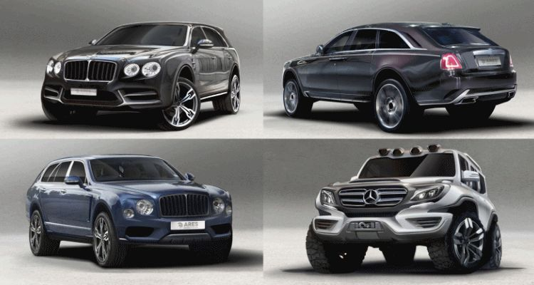 ares suv