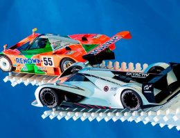 2015 Mazda LM55 Vision GT Tops Goodwood With 787B LeMans Legend + GT6 Updates