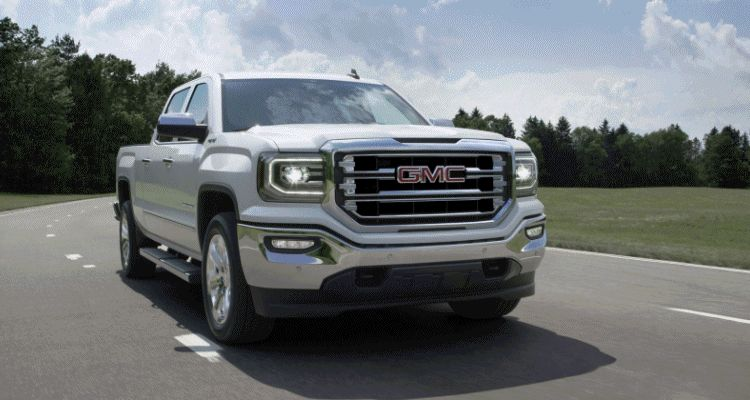 gmc sierra 2016 led