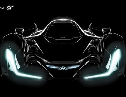 Hyundai N 2025 Vision Gran Turismo Shedding Silk Ahead of Frankfurt Reveal