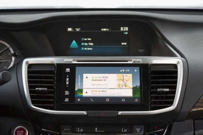 2016 Honda Accord with Android Auto