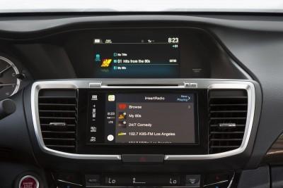 2016 Honda Accord with Apple CarPlay