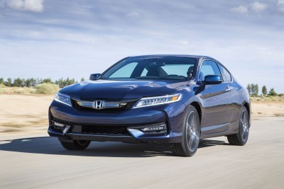 2016 Honda Accord Coupe Touring