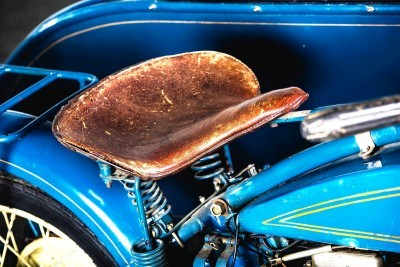 1925 Henderson De Luxe with Goulding Sidecar 15