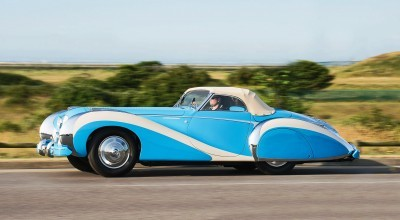 1948 Talbot-Lago T26 Grand Sport Cabriolet 11