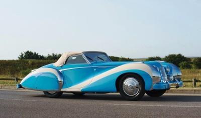 1948 Talbot-Lago T26 Grand Sport Cabriolet 26