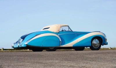 1948 Talbot-Lago T26 Grand Sport Cabriolet 27