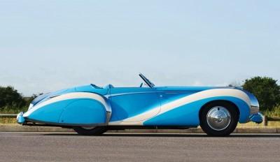 1948 Talbot-Lago T26 Grand Sport Cabriolet 28