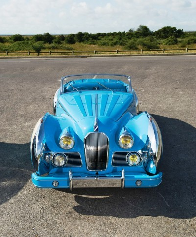 1948 Talbot-Lago T26 Grand Sport Cabriolet 29