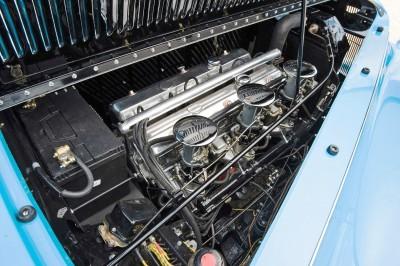 1948 Talbot-Lago T26 Grand Sport Cabriolet 3