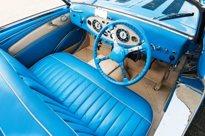 1948 Talbot-Lago T26 Grand Sport Cabriolet 4