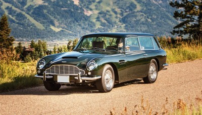 1967 Aston Martin DB6 Mk I Shooting Brake by Radford 1