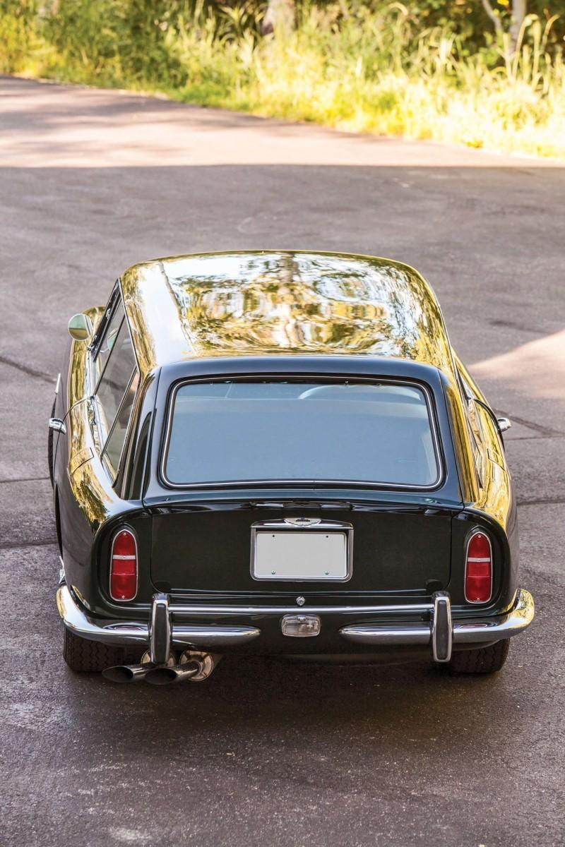 1967 Aston Martin DB6 Mk I Shooting Brake by Radford 10