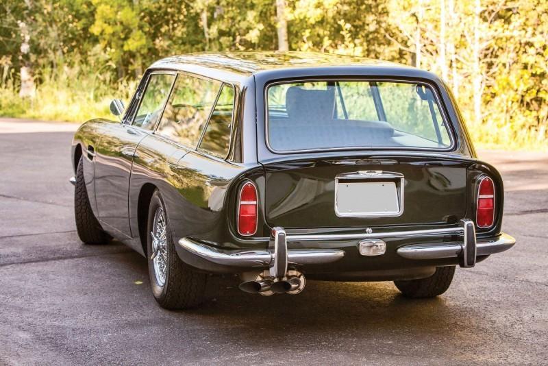 1967 Aston Martin DB6 Mk I Shooting Brake by Radford 2