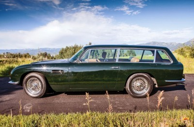 1967 Aston Martin DB6 Mk I Shooting Brake by Radford 5