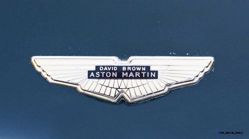 1967 Aston Martin DB6 Mk I Shooting Brake by Radford 6