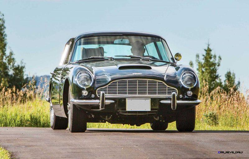 1967 Aston Martin DB6 Mk I Shooting Brake by Radford 9