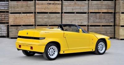1993 Alfa Romeo RZ by Zagato 2