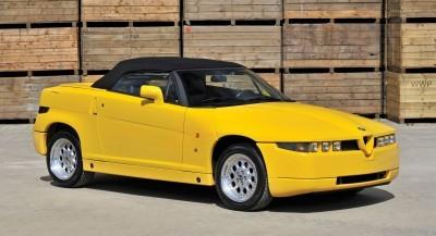 1993 Alfa Romeo RZ by Zagato 26