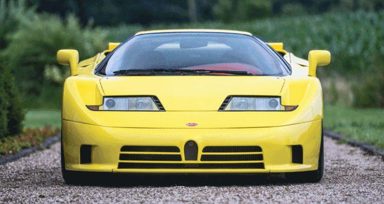 1995 Bugatti EB110SS 111