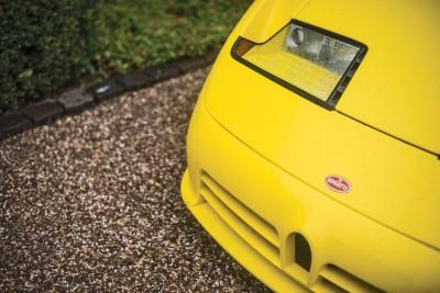 1995 Bugatti EB110SS 13