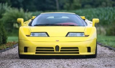 1995 Bugatti EB110SS 15