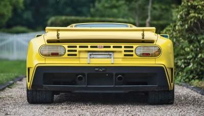 1995 Bugatti EB110SS 16