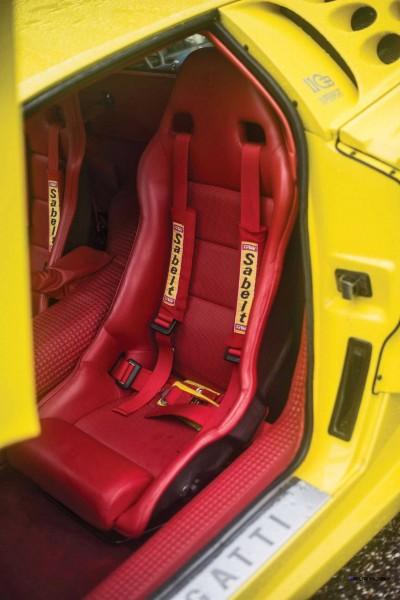 1995 Bugatti EB110SS 18