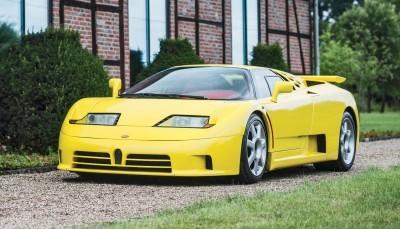 1995 Bugatti EB110SS 2