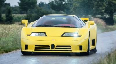 1995 Bugatti EB110SS 23