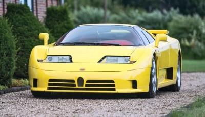 1995 Bugatti EB110SS 24