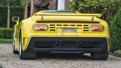 1995 Bugatti EB110SS 25