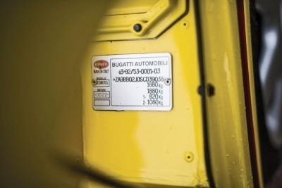 1995 Bugatti EB110SS 27