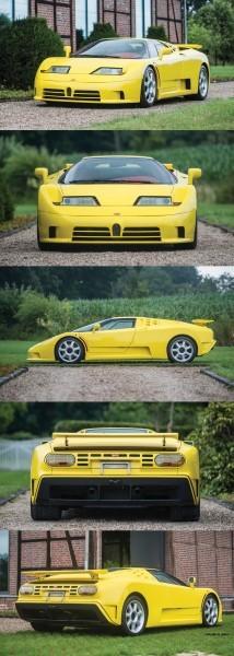 1995 Bugatti EB110SS 3