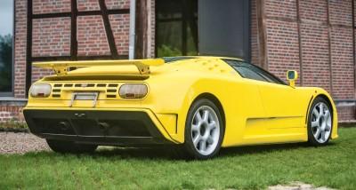 1995 Bugatti EB110SS 4