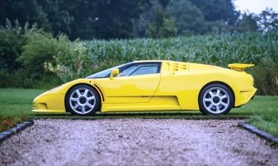 1995 Bugatti EB110SS 7