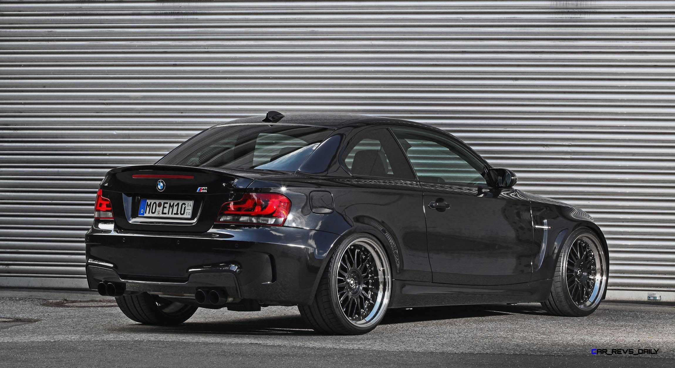 2011 BMW 1M Coupe by OKChiptuningde