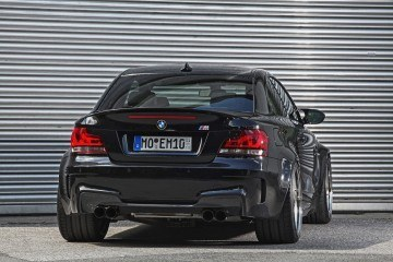 2011 BMW 1M Coupe Adds 111HP Via OK-Chiptuning.de Re-Flash + Racing Intake, Intercooler, Downpipe and Exhaust