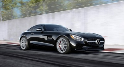 2015 AMG GT-S Colors 1