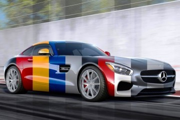 2015 Mercedes-AMG GT S - Colors, Wheels and Options Visualizer