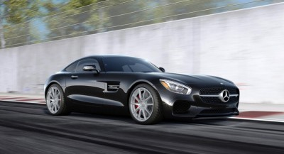 2015 AMG GT-S Colors 21